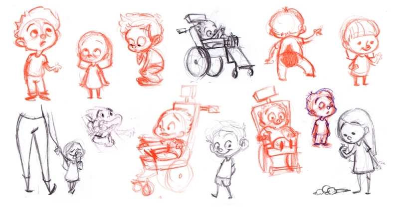 2013 Sketches